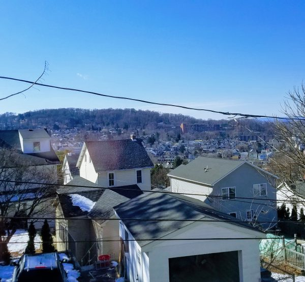 Bethlehem  PA – A Change in Plans